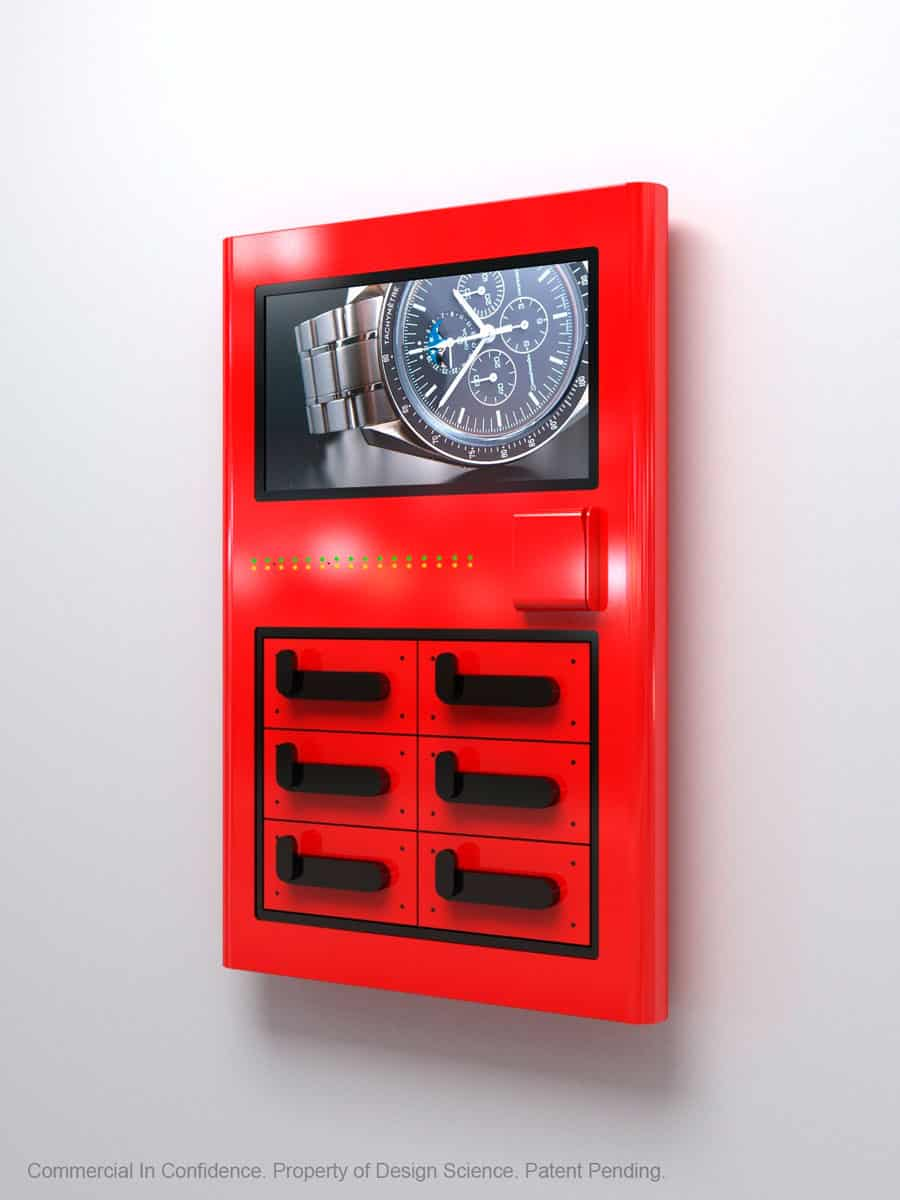 Digital signage that does not require electrical AC power