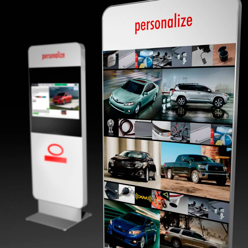 Personalize your digital display